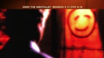 The Mentalist Season 4 on DVD TV Spot - Thumbnail 3
