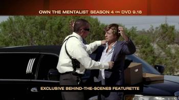 The Mentalist Season 4 on DVD TV Spot - Thumbnail 5