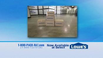 1-800-PACK-RAT TV Spot, 'Pack Rat Storage Systems' - Thumbnail 9