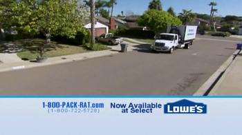 1-800-PACK-RAT TV Spot, 'Pack Rat Storage Systems' - Thumbnail 4