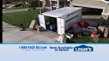 1-800-PACK-RAT TV Spot, 'Pack Rat Storage Systems' - Thumbnail 6