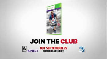 Fifa Soccer 13 TV Spot, 'Join the Club' Ft. Snoop Dogg and Lionel Messi - Thumbnail 10