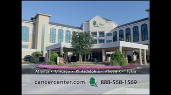 Cancer Treatment Centers of America TV Spot, \'Lung Cancer\'