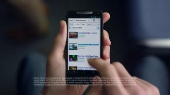 Droid Razr M on Verizon TV Spot, 'Projections' - Thumbnail 10