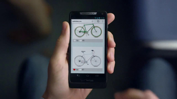 Droid Razr M on Verizon TV Spot, 'Projections' - Thumbnail 8