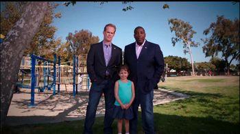 Children's Organ Transplant Association TV Spot, Featuring Curt Menefee