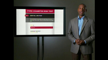 American Diabetes Association TV Spot, \'Check Up America\'