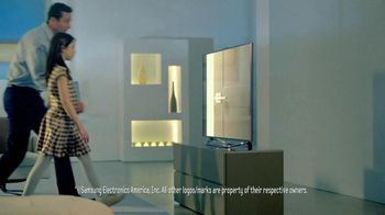 TV Spot for Samsung Smart TV, 'Step Into the Future'