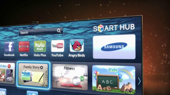 TV Spot for Samsung Smart TV, 'Step Into the Future' - Thumbnail 10