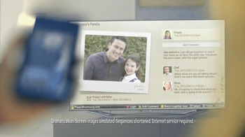 TV Spot for Samsung Smart TV, 'Step Into the Future' - Thumbnail 3