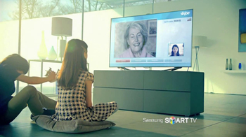 TV Spot for Samsung Smart TV, 'Step Into the Future' - Thumbnail 6