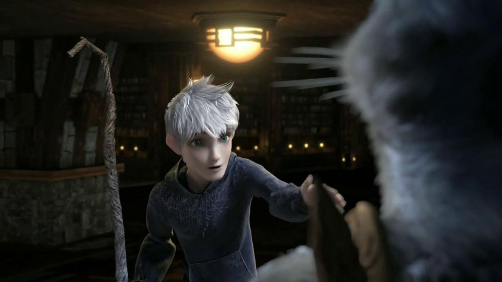 Rise of the Guardians TV Movie Trailer