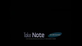 AT&T TV Spot, 'Take Note' - Thumbnail 10