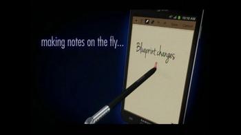 AT&T TV Spot, 'Take Note' - Thumbnail 6