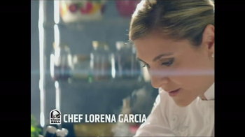Taco Bell Cantina Bowl TV Spot 'Fast Food' Featuring Chef Lorena Garcia  - 200 commercial airings