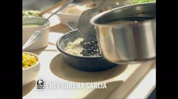 Taco Bell Cantina Bowl TV Spot 'Fast Food' Featuring Chef Lorena Garcia  - Thumbnail 2
