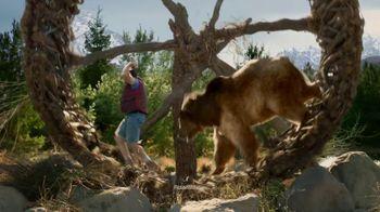 Degree Motion Sense TV Spot, 'Bear Wheel' Featuring Bear Grylls