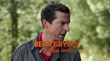 Degree Motion Sense TV Spot, 'Bear Wheel' Featuring Bear Grylls - Thumbnail 2