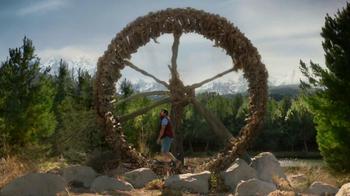 Degree Motion Sense TV Spot, 'Bear Wheel' Featuring Bear Grylls - Thumbnail 5