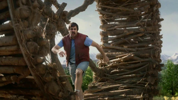 Degree Motion Sense TV Spot, 'Bear Wheel' Featuring Bear Grylls - Thumbnail 7