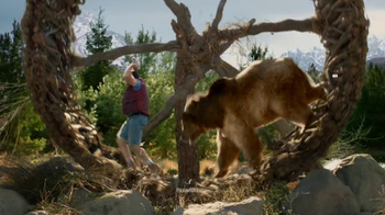Degree Motion Sense TV Spot, 'Bear Wheel' Featuring Bear Grylls - 720 commercial airings