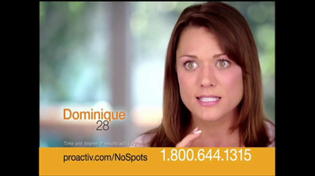 Proactiv TV Spot for No Spots - Thumbnail 8