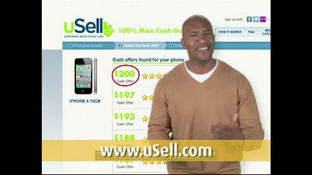 uSell.com TV Spot, 'Smarter Than a Smartphone'