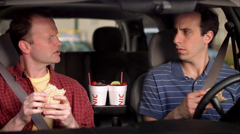 Sonic Hickory Flat Melt Sandwiches TV Spot, 'Taste Bros' - Thumbnail 2