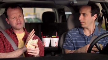 Sonic Hickory Flat Melt Sandwiches TV Spot, 'Taste Bros' - Thumbnail 7