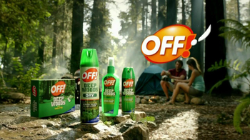 Off! TV Spot for Deep Woods - Thumbnail 7
