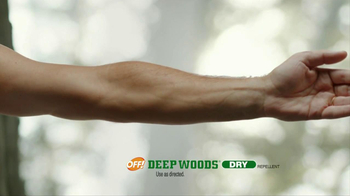 Off! TV Spot for Deep Woods - Thumbnail 6