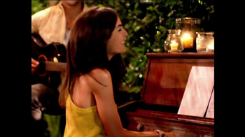 Cotton TV Spot, 'The Fabric of Camilla Belle's Life' - Thumbnail 5