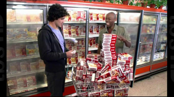Hot Pockets TV Spot, 'No Junk Food' - 302 commercial airings