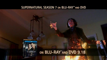 Supernatural: The Complete Season Seven Home Entertainment TV Spot