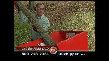 DR Power Rapid-Feed Chipper thumbnail