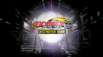BeyBlade Destroyer Dome TV Spot - Thumbnail 1