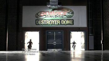 BeyBlade Destroyer Dome TV Spot - Thumbnail 3