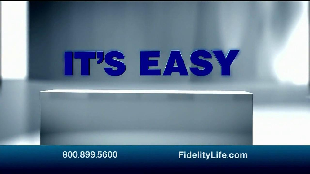 Fidelity Life Insurance TV Commercial, 'What's Important ...