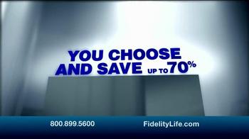 Fidelity Life Insurance TV Spot, 'What's Important' - Thumbnail 7