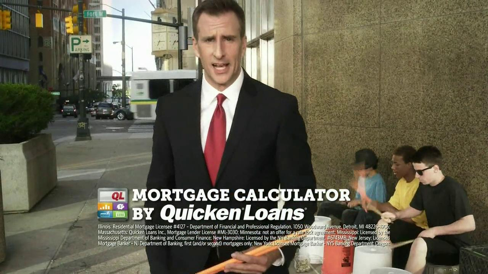Western Sky Loans >> Quicken Loans TV Commercial 'Mortgage Calculator' - iSpot.tv