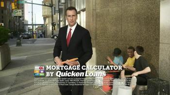 Quicken Loans TV Spot 'Mortgage Calculator' - Thumbnail 5
