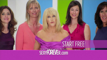 SexyForver.com TV Spot Featuring Suzanne Somers - Thumbnail 8