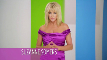 SexyForver.com TV Spot Featuring Suzanne Somers - Thumbnail 1