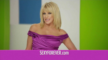 SexyForver.com TV Spot Featuring Suzanne Somers - Thumbnail 4