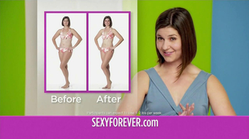 SexyForver.com TV Spot Featuring Suzanne Somers - Thumbnail 7