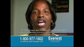 Everest College TV Spot, 'Take a Chance' - Thumbnail 3