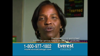 Everest College TV Spot, \'Take a Chance\'
