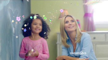 Heidi Klum Truly Scrumptious Collection at Babies R Us TV Spot - Thumbnail 2