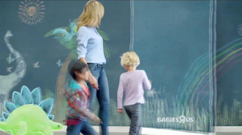Heidi Klum Truly Scrumptious Collection at Babies R Us TV Spot - Thumbnail 7