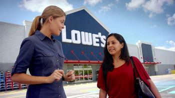 Lowe's TV Spot, 'Last Paint Color' Featuring Gin Wigmore - 177 commercial airings